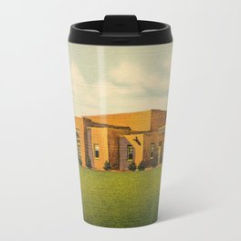 Old  Days in Albuquerque Travel Mug