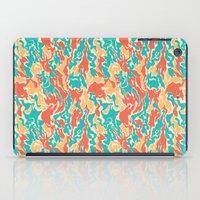camo iPad Cases featuring Hipster Camo by Erik Sandi Satresa