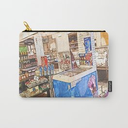 Daily Scenes - Bakery Carry-All Pouch