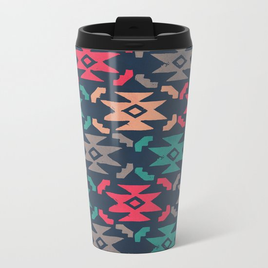 Prairie Metal Travel Mug