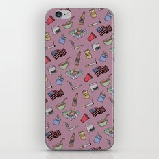 Party Essentials iPhone & iPod Skin