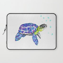 Tropical Turtle Laptop Sleeve