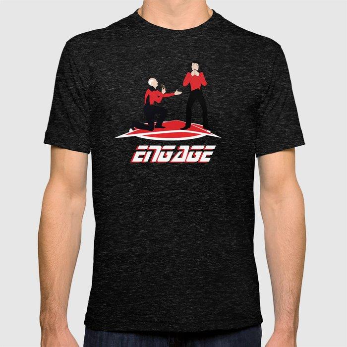 Long Trek to Forever T-shirt