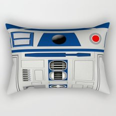 R2D2 Rectangular Pillow