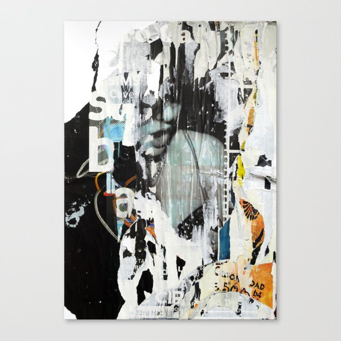 Blackfriars St #2 Canvas Print