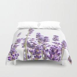 Purple Lavender #1 #decor #art #society6 Duvet Cover