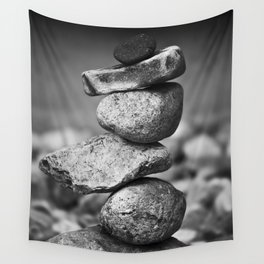 subconscious equilibrium Wall Tapestry