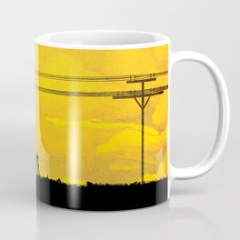 To the prison Coffee Mug