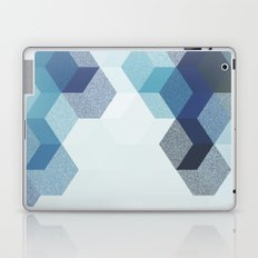CUBE 4 SKY Laptop & iPad Skin