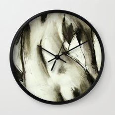 Bare Comfort Wall Clock