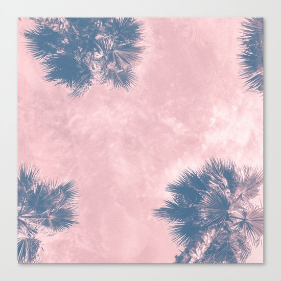 Tropical 1.00 Canvas Print