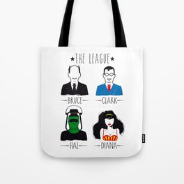 THE LEAGUE Tote Bag