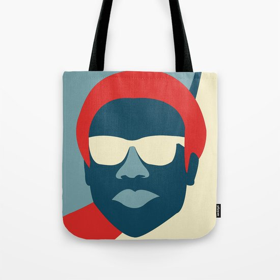 Donald Tote Bag