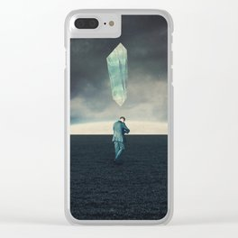 Living two whole lives with Burden Clear iPhone Case