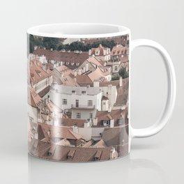 Prague Rooftop 06 Coffee Mug