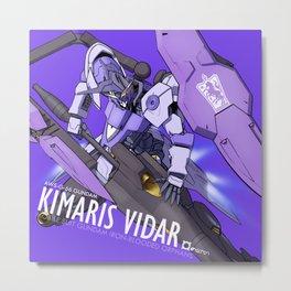 FBA - Kimaris Vidar Metal Print