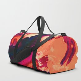 Circus Dialogue Duffle Bag