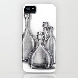 Head Bottles iPhone Case