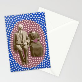 The Invisible Wife Stationery Cards