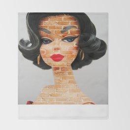 Ava Doll Throw Blanket