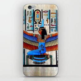 Goddess Isis iPhone Skin