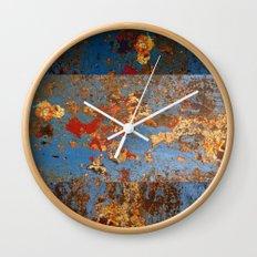 Metal Mania 15 Wall Clock