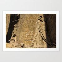 Sagrada Familia #14 Art Print