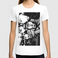 cameras T-shirts featuring Cameras by Yancey Wells