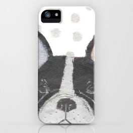 French Bulldog, FRENCHIE, Dog iPhone Case