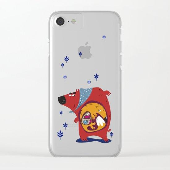 Matryoshka Clear iPhone Case