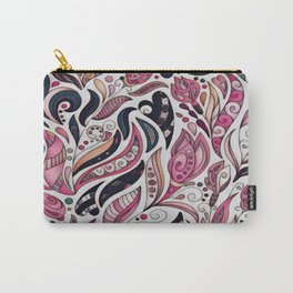 Pinkish Things Carry-All Pouch