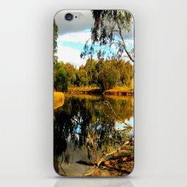 Reflective Light iPhone Skin