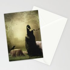 Maiden of the forest Stationery Cards