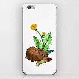 Night of the Lepus iPhone Skin