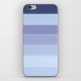 Tagged Winter no41 iPhone Skin