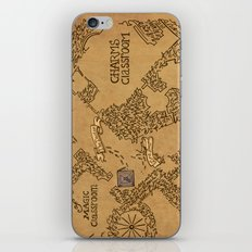 Evening Visit iPhone & iPod Skin