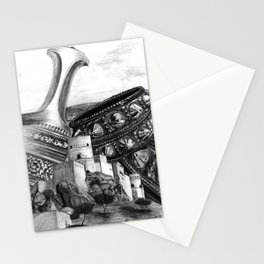 OMAN-Muscat Stationery Cards