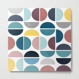 impressive positive colors Metal Print
