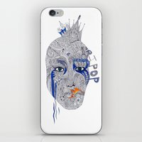 popart iPhone & iPod Skins featuring PopArt by Ina Spasova puzzle