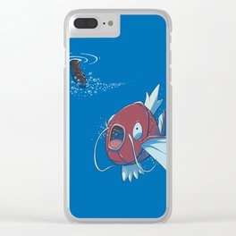 Fishing.... !!! Clear iPhone Case