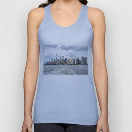 NYC Skyline 2017 Unisex Tank Top