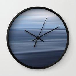 greco - seascape no.16 Wall Clock