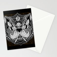 Javanese Ornate Dog Stationery Cards