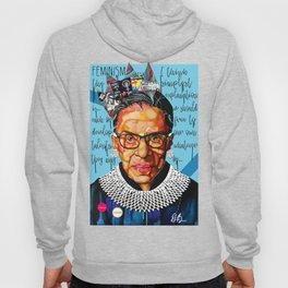 Ruth Ginsburg Hoody