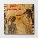Halloween for Monsieur Bone by ganech