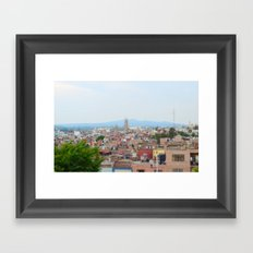 Tepatitlan Framed Art Print