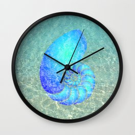 From the Bottom of the Ocean Wall Clock