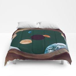 The False Rene Comforters