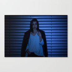 jean Canvas Print