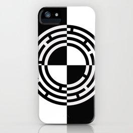The Maze - Alternate iPhone Case